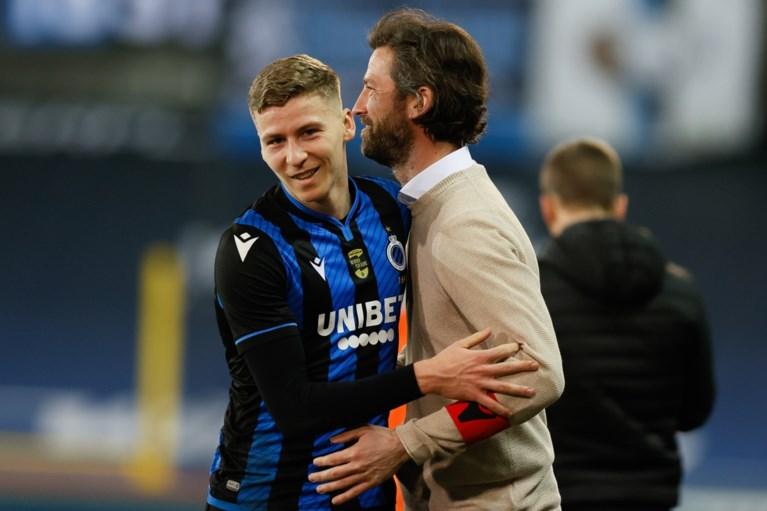 Ook Jong Club Brugge is niet te stoppen: 18-jarige Ignace Van der Brempt plaveit de weg naar vlotte zege tegen OH Leuven