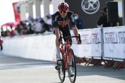 """Harm Vanhoucke 'tussen de groten' in eerste bergetappe UAE Tour: """"Ik heb mezelf verbaasd. Dit is bijna Tour-niveau"""""""