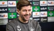 """Rangers-coach Steven Gerrard op zijn hoede: """"Zullen tegen Antwerp op ons best moeten zijn"""""""