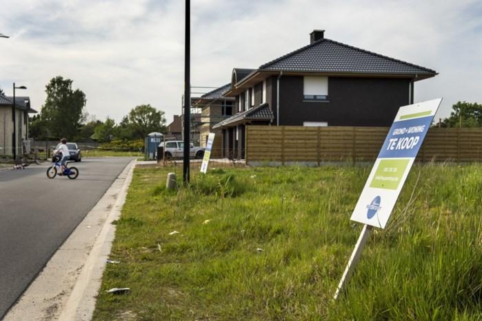 Prijzen van bouwgronden zijn minder snel gestegen, maar één provincie is daarop een opvallende uitzondering