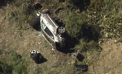 """Tiger Woods reed te snel op gevaarlijke weg en had ondanks zware breuken """"veel geluk"""" bij ongeval, management reageert"""