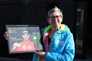 'Tantje Kaatje' is de Vlaamse connectie van de Oostenrijkse wereldkampioen skiën