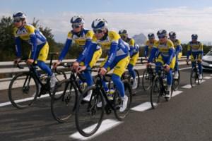 """Sasha Weemaes (Sport Vlaanderen - Baloise): """"Ik wil de finale rijden"""""""