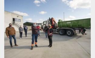 """Zedelgem koopt CNG-vrachtwagen: """"Inzetten op ecologisch verantwoord wagenpark"""""""