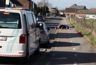 Bromfietser kritiek na ongeval op Rotselaarsesteenweg