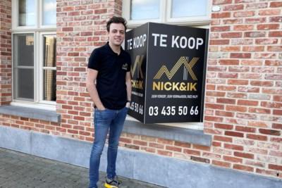 Nick & Ik helpt particulieren huis verkopen