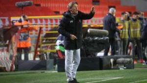 """Frank Vercauteren met vraagtekens voor clash met Rangers: """"Afwachten wat mogelijk is met Beiranvand"""""""