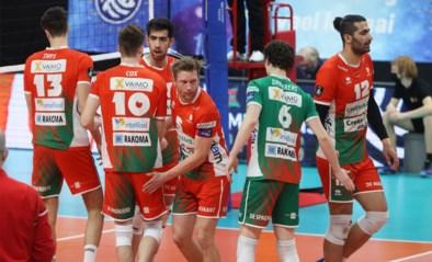 Maaseik verliest heenmatch halve finales CEV Cup met 3-1 bij Zenit Sint-Petersburg