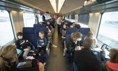 NMBS plaatst speciale ramen in treinen om één van de grootste ergernissen van reizigers te verhelpen