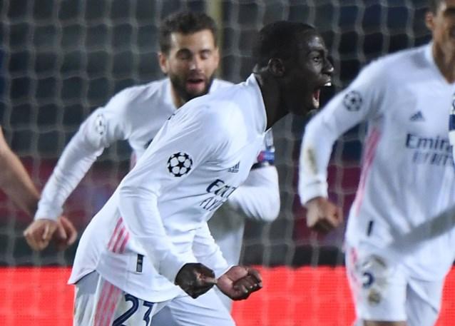 Late goal redt armzalig Real Madrid: Spaanse topclub bakt er zelfs tegen tien Atalanta-spelers amper iets van