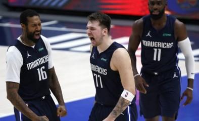 Luka Doncic haalt meesterlijk uit: NBA-fenomeen knalt Dallas met twee straffe driepunters naar de zege
