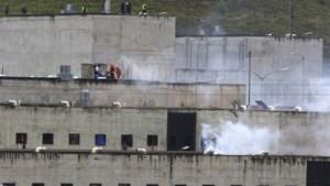 Zeker 67 doden bij gevangenisopstanden in Ecuador