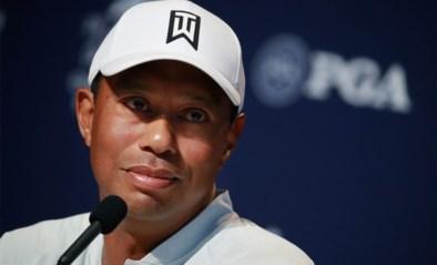 """Golficoon Tiger Woods zal niet vervolgd worden voor """"gevaarlijk rijgedrag"""""""