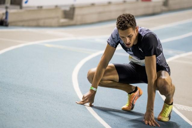 Lichte beterschap bij Dylan Borlée op World Indoor Tour in Madrid, Mondo Duplantis maakt indruk in Belgrado