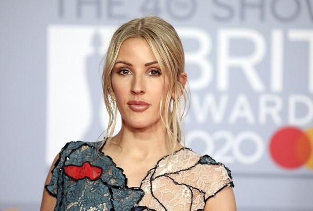 Ellie Goulding kondigt zwangerschap aan met fotoshoot in Vogue