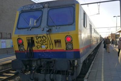 Dit is - nog maar eens - de minste stipte trein van Vlaanderen