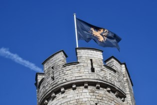 Vlag van hertogdom Brabant wappert opnieuw boven het Steen