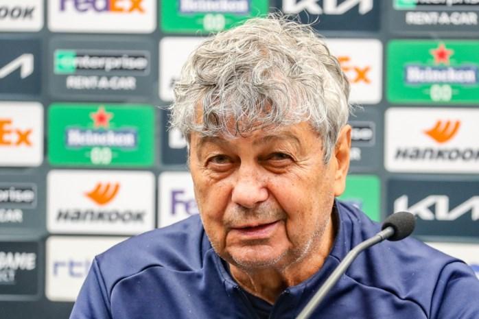 """De Braziliaan in Dinamo Kiev-trainer Mircea Lucescu, de oudste coach van Europa: """"Ik heb het voetbal nodig om mijn leven te verlengen"""""""