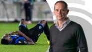 """Chef voetbal Ludo Vandewalle ziet Club Brugge niet van Kiev, maar van het lot verliezen: """"Te veel pech"""""""