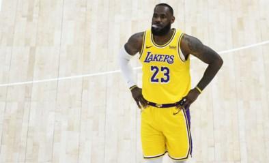 Vierde opeenvolgende nederlaag voor LA Lakers, Utah Jazz geeft kampioen pak voor de broek
