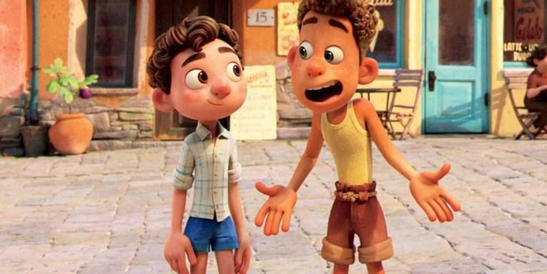Pixar doet ons verlangen naar de zomer in trailer van nieuwste film 'Luca'