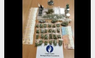 Drie Beringse drugsdealers opgepakt in twee dagen tijd