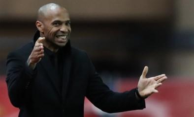 """Thierry Henry stopt om familiale redenen als coach van Montréal: """"Ik wil mijn kinderen zien"""""""