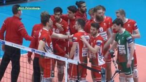 Magnifiek Maaseik strijdend ten onder in halve finale in Sint-Petersburg