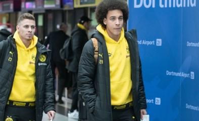 """Goed nieuws voor Belgen van Dortmund: revalidatie Axel Witsel """"volledig op schema"""", Thorgan Hazard klaar voor comeback"""