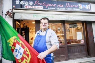 Portugees van Deurne wordt slager en traiteur