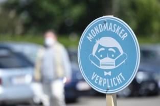 Mondmasker nu ook verplicht in omgeving Europahal