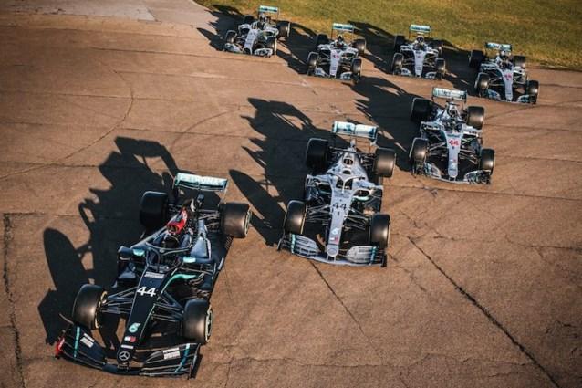 """""""De dominantie van Mercedes helpt de Formule 1 om zeep"""""""