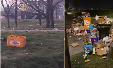 """Bart De Wever en Fons Duchateau woest over afvalstort in park na mooie weer: """"Zieke mentaliteit"""""""