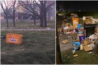 "Burgemeester Bart De Wever (N-VA) en Fons Duchateau woest over afvalstort in park na mooie weer: ""Zieke mentaliteit"""