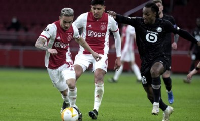 EUROPA LEAGUE. Ajax stoot door naar achtste finales, Jan Vertonghen en Dries Mertens uitgeschakeld