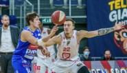Belgian Lion Vincent Kesteloot (Telenet Giants Antwerp) test positief op Covid-19 en reist niet mee naar Litouwen
