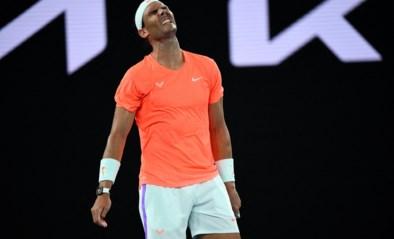 Rugblessure houdt Rafael Nadal weg uit Rotterdam