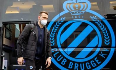 Eindelijk eens goed nieuws voor Club Brugge: Simon Mignolet is toch niet positief en speelt tegen Dinamo Kiev