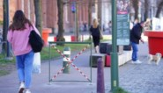 Te veel fietsers op het voetpad: hekken moeten regels duidelijk maken