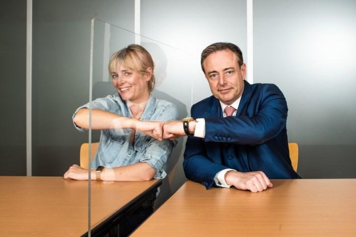 """Bart De Wever en televisiemaakster Petra De Pauw over heisa door documentaire 'BDW': """"Tegen mijn natuur om op mijn woorden te letten"""""""