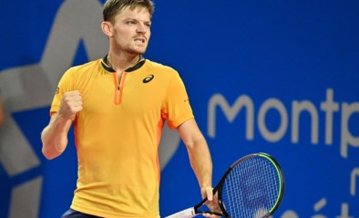 Is de topvorm terug? David Goffin stoot door naar halve finales in Montpellier