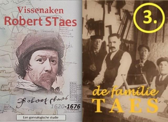 Johnny Staes brengt een derde boek uit, over de familie (S)Taes