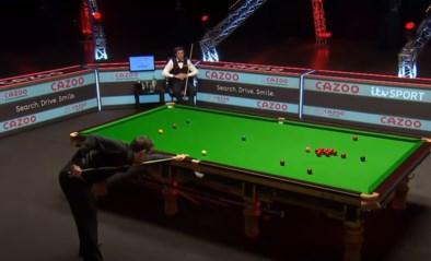 Drie minuten genieten: Ronnie O'Sullivan illustreert hoe snooker gespeeld moet worden