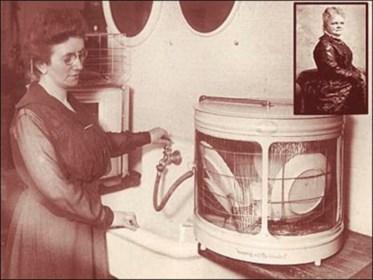 Niet omdat afwassen saai is, wel omdat er te veel borden sneuvelden: zo werd de vaatwasmachine uitgevonden