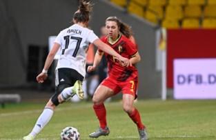 """Jody Vangheluwe (Club YLA) droomt van EK met Red Flames, maar: """"Ik moet het zelf afdwingen"""""""