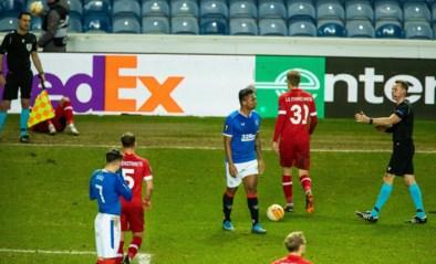 Romelu Lukaku prijst Rangers-spits voor knap staaltje sportiviteit tegen Antwerp