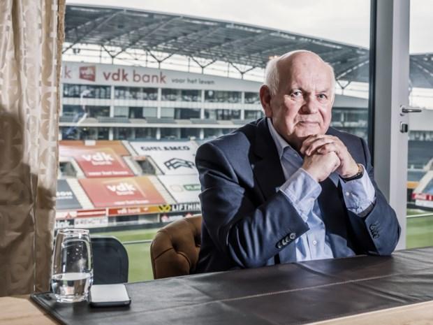 """AA Gent-voorzitter Ivan De Witte over moeilijke periode: """"Niet alles mag nu in vraag worden gesteld"""""""