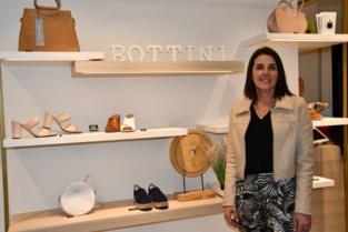 Nadine opent Schoenen Bottini