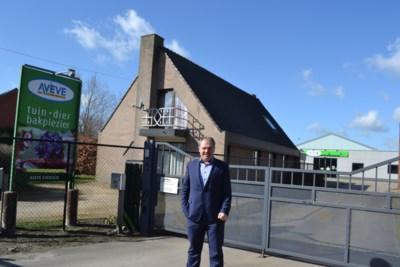 Brandweerpost Wondelgem verhuist voor minimaal vier jaar naar voormalig Evergems tuincentrum