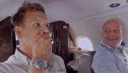 In 'Leef!' verrast James Cooke John met privéjet, maar zelf doet hij het bijna in zijn broek